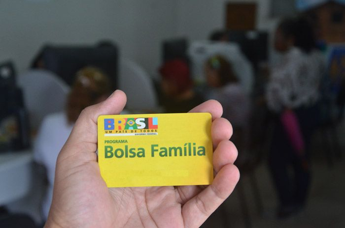 Novo Aumento Bolsa Família 2019